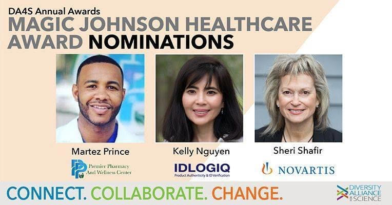 IDLogiq CEO Kelly Nguyen is Nominated for DA4S Magic Johnson Healthcare Award
