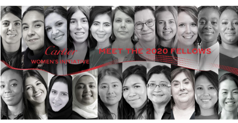 IDLogiq in Cartier Women's Initiative 21 Global Finalists