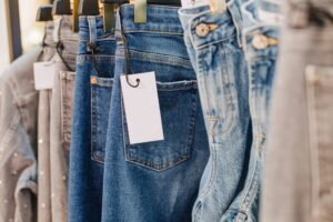 authentic luxury jeans - product authentication