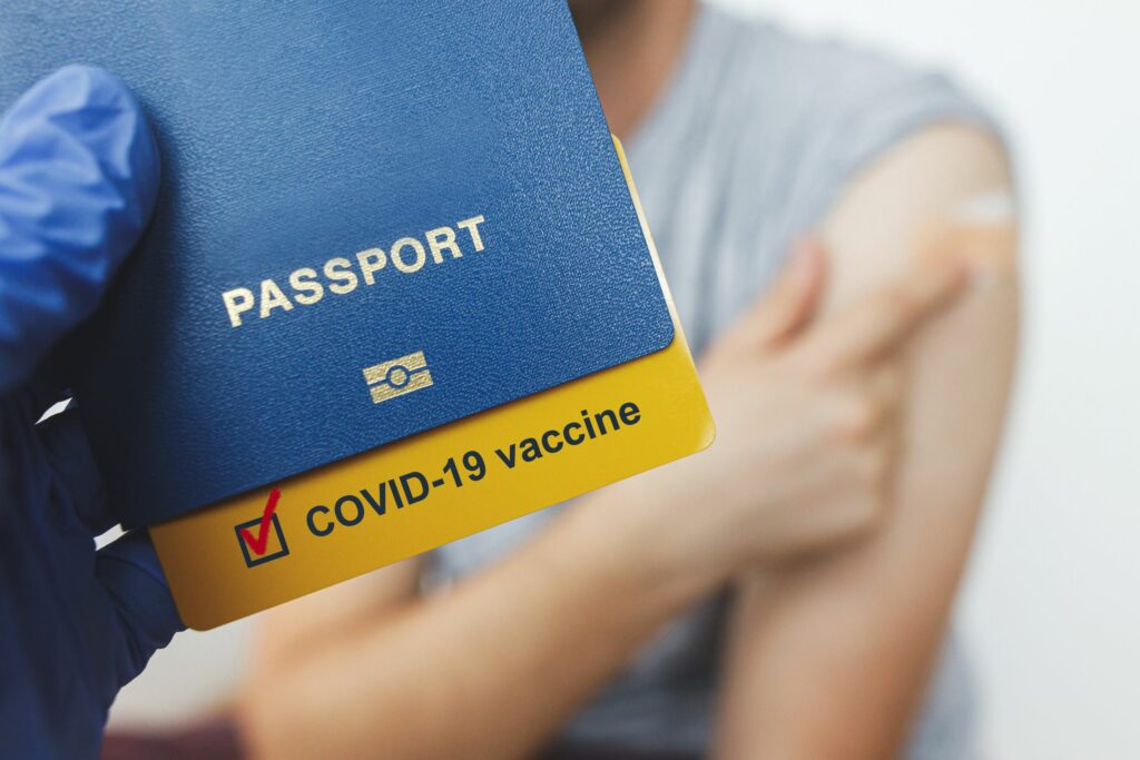digital covid-19 passport